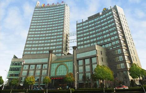 杭州江景戴斯大酒店